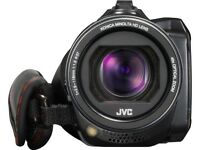 JVC GZ-RX645 Quad Proof Full HD Camcorder - Black