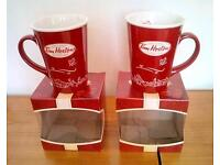 Tim horton coffee mugs