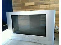 """Television, 22"""" screen"""