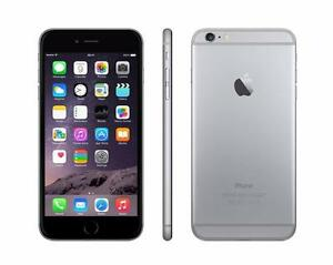 iPhone 6 Plus 128GB UNLOCKED ( including Freedom and Chatr ) MINT /w original box, accessories, Otterbox $575 FIRM