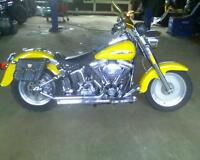 1996 Harley-Davidson Softail fat boy