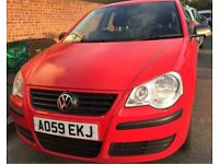 2009 VW polo volkswagen only 50k milage long MOT