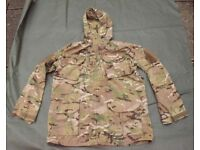 GRADE2 - Extra Large - Genuine Issue MTP Multi Terrain Pattern Windproof Smock - D