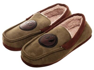 Star Wars Rebel Alliance Adult Moccasins Slippers Shoes M-XL Sizes Available - Adult Star Wars Shoes