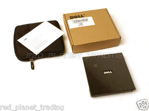 NEW Genuine Dell Latitude E-MEDIA Bay External E-SATA Optical Drive Caddy CP110