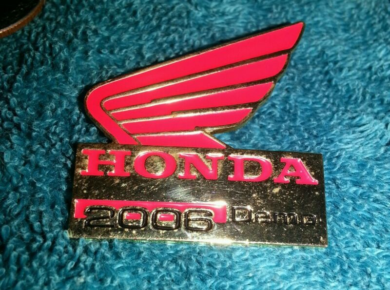 HONDA  2006 DEMO PIN TAC