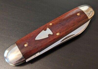Northwoods Knife Indian River Jack Camel Bone Great Eastern Cutlery SFO GEC 35