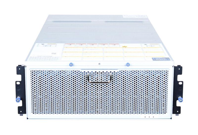"""HGST 4U60-2.1oz2 Jbod Erweiterungsgehäuse With 60x 3.5 """" Bays 0.4oz SAS 1ES0156"""