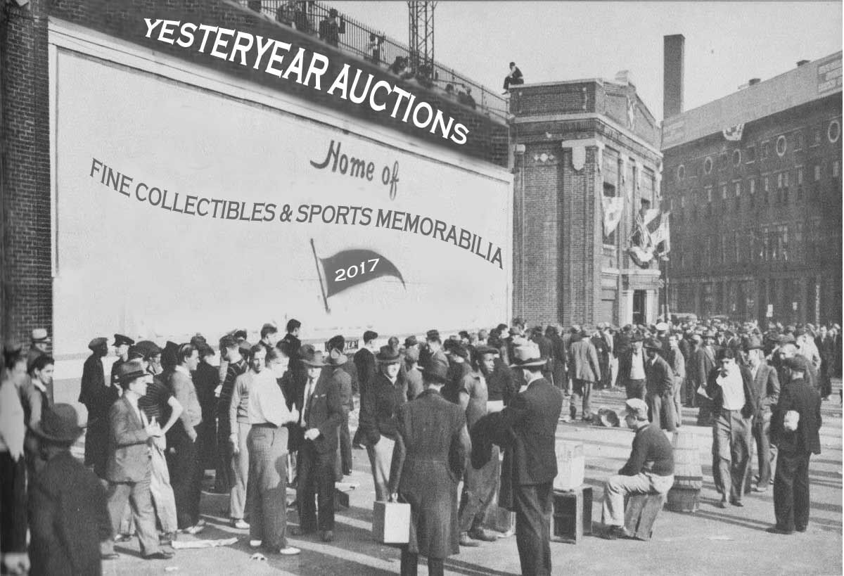 YESTERYEAR AUCTIONS