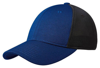 Port Authority Trucker Style Casual Stretch Fit Low Profile Baseball Cap. (Authority Style)