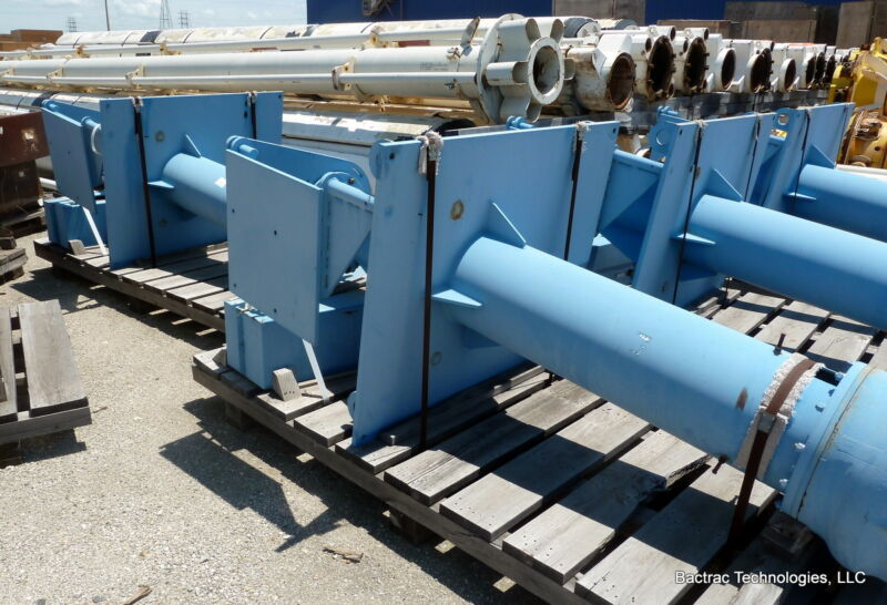 Vertical Cantilever Water Slurry Pump 8X6 Recessed Impeller Wemco Galigher Weir