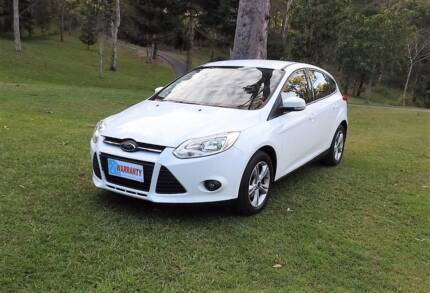 From $45 P/Week 40000KLMS  AUTO FORD FOCUS 2011 HATCHBACK