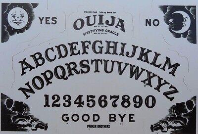 Ouija Board Sticker/Decal Spirit Board Sun Moon Wicca Spiritual  Pagan
