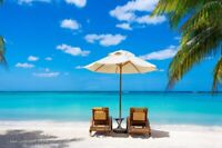 Warm beaches calling - lets go for an all inclusive trip