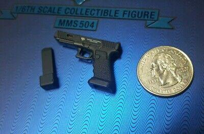 1//6 scale toy John Wick Black TTI TR-1 Ultralight Assault Rifle