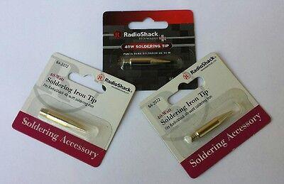 Radioshack 40-watt Soldering Replacement Tip 64-2072 New Buy More Save