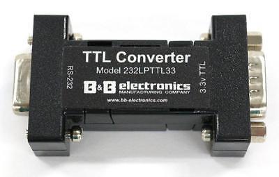 B B Electronics Manufacturing 232Lpttl33 Ttl Converter