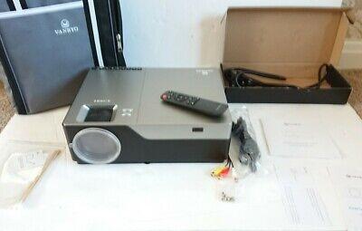 VANKYO Performance V600 Full HD 1080P Home Cinema LED Projector UK Seller