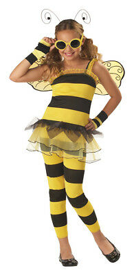 Bumble Bee Costume Kids ( Little Honey Bumble Bee Hornet Child)