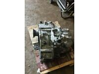 150 pd 6 speed gearbox 125k