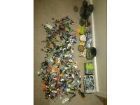 Huge joblot of lego bionicles