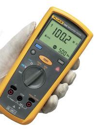 Fluke 1503 Insulation Tester Meggar Multimeter. Avo meter