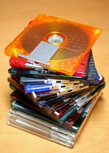 Clevere Ideen zur Aufbewahrung Ihrer Mini-Discs