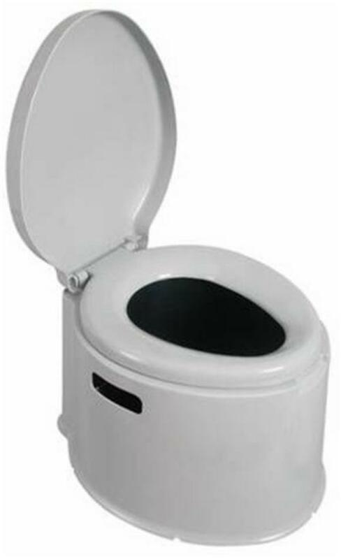 royal camping toilet ebay. Black Bedroom Furniture Sets. Home Design Ideas