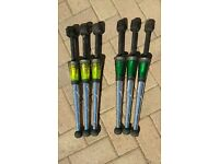 Set of 6 Juggling Torches (Henry's)