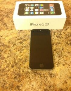 Brand New Space Grey iPhone 5s