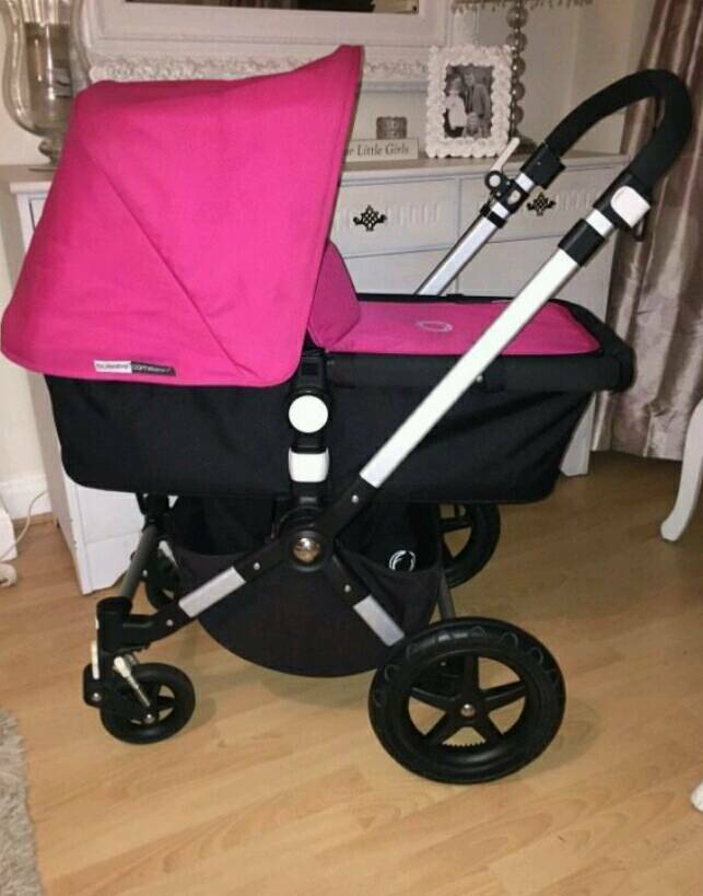 Bugaboo cameleon 3in Torquay, DevonGumtree - In used but great condition, comes with carrycot, pram seat and rain cover, also has black fur trim on hood that can be taken on or off.Collection only please