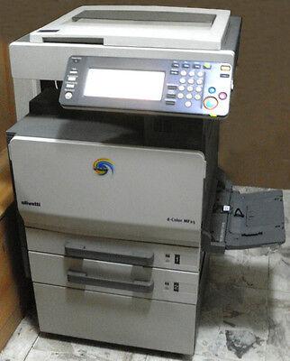 Imprimante couleur laser a3 multi-fonctions prof olivetti d-color mf25 à réparer