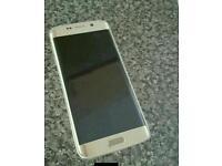 Samsung galaxy s6 edge gold 32gb