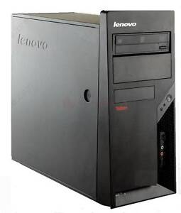 Lenovo ThinkCentre M58 7373 E1M Quad core turbo at 3.3ghz 8gb me Oakleigh East Monash Area Preview