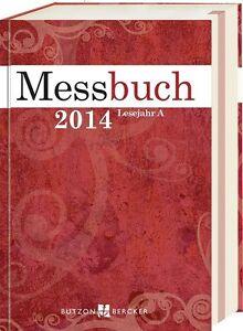 Sandherr, Susanne - Messbuch 2014