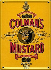 Colmans-Mustard-metal-postcard-mini-sign-hi