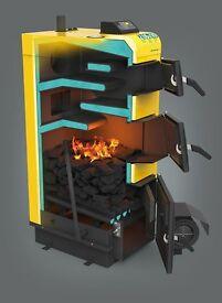 multifuel / solid fuel boilers