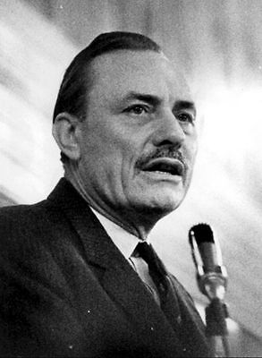 Enoch Powell  Conservative Member of Parliament  10x8 Photo