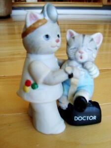 "1989 Kitty Cucumber ""ALBERT "" Figurine By SCHMID -Excellent Cond Kitchener / Waterloo Kitchener Area image 1"