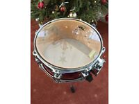 DW Snare drum - 12x5 maple