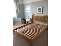 John Lewis Essence double bed frame