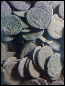 ►UNCLEANED ANCIENT ROMAN COINS, GOOD QUALITY◄