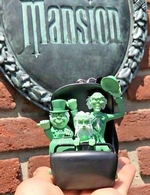 Disney Parks Haunted Mansion Hitchhiking Ghosts Doom Buggy Glow in dark Ornament