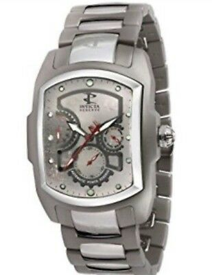 Men's 5759 Reserve Lupah Collection Automatic Titanium and Stainless Steel Watch