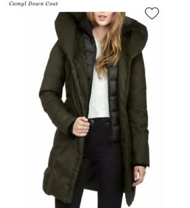 $250 OBO** soia and kyo down fill parka