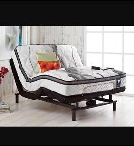 Sleepmaker Adjustable bed frame New Farm Brisbane North East Preview