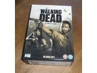 The Walking Dead Seasons 1-4