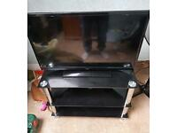 "JMB 32"" LCD with built in DVD player with stand"