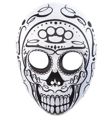 ko Tag der Toten Halbmaske Horror (Tag Der Toten-halb-maske)