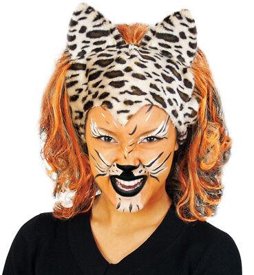 Perücke Cats Tiger Katze Wild